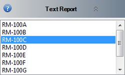 autocad text list